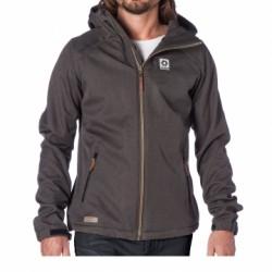 2015 Mystic Global 3.0 Jacket Grey Melee