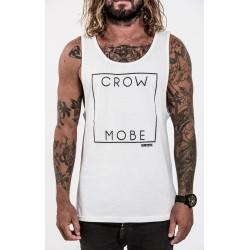 2016 Mystic Crow Mobe Singlet Oxblood