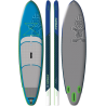 """2016 Starboard Blend 11'2""""X32"""" Inflatable Deluxe"""