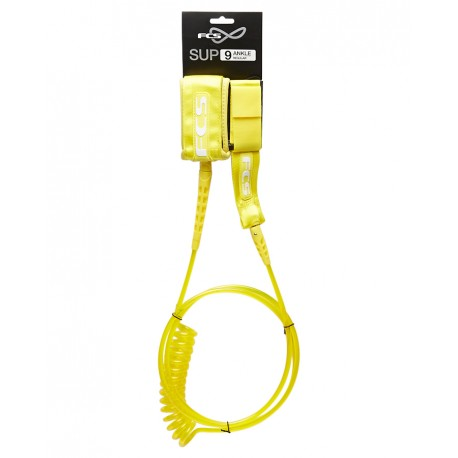 FCS 9' SUP Regular Leash - Ankle