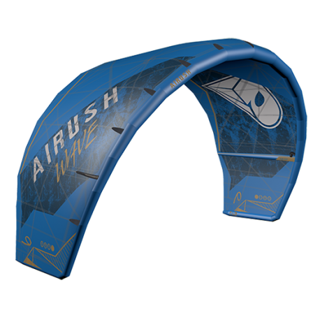 Airush Wave Blue Reefer Kite 2017 Bars