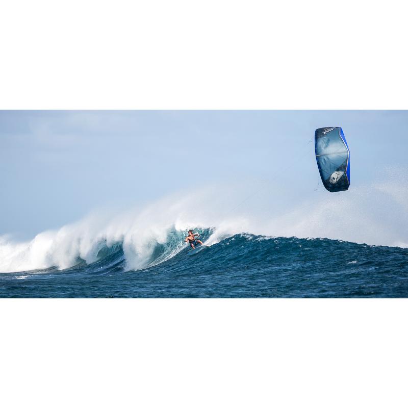 Bars Airush Wave Blue Reefer Kite 2017