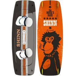 2014 Shinn Monk Punk 128 x 39 cm