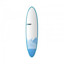 2017 NSP E-Plus Funboard Blue