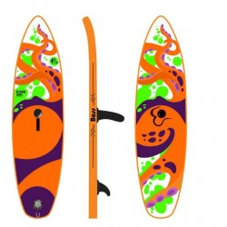 Bass Inflatable SUP Board Wind SUP 9' (paddle+leash+pomp)