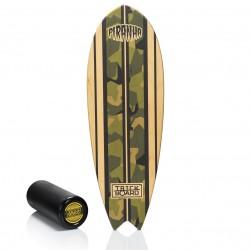 Trickboard Fishboard Piranha + Roller - Balanceboard