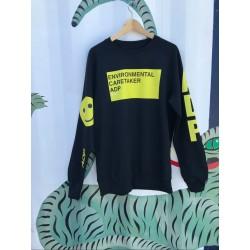 ADP Ultrabright Yellow Sweatshirt
