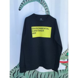ADP Yellow Environmental Crewneck Sweatshirt