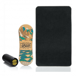 Trickboard Classic All Season + Roller + Carpet