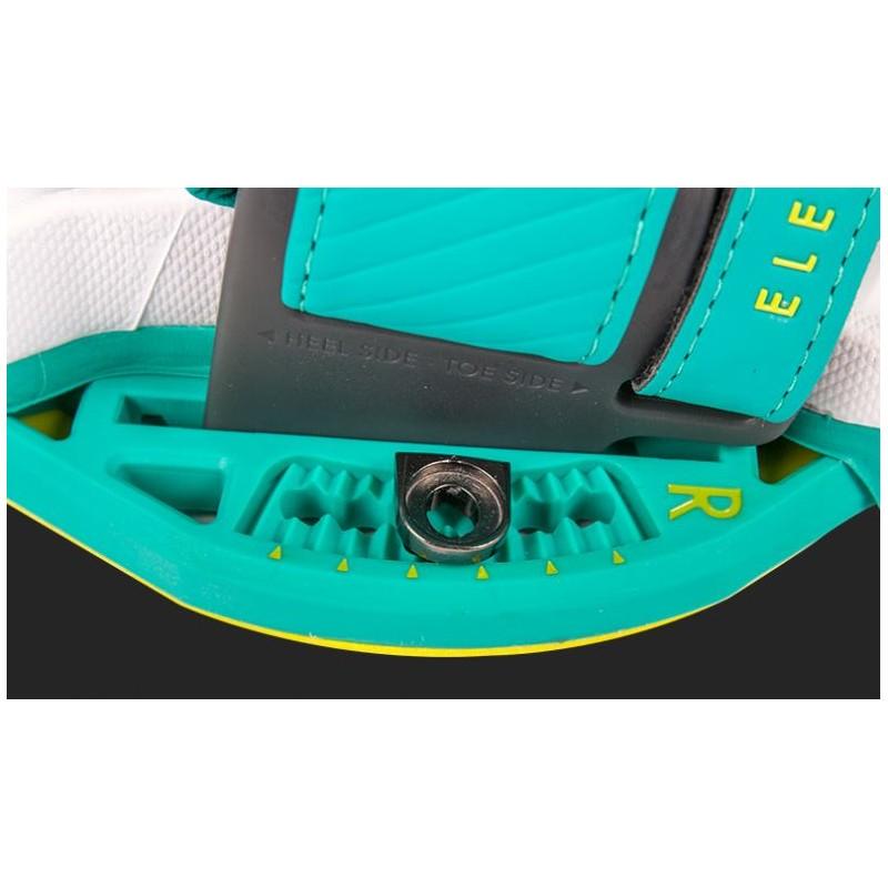 2018 Airush Element Velcro Straps & Pads