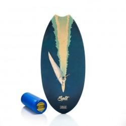 Trickboard Surfer Split + Roller - Balanceboard