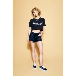 SURF INC. Belly Button Tee