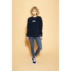 SURF INC. Casual Sweat Black