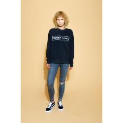 SURF INC. Sweatshirt Black