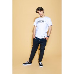 SURF INC. Joggers Black