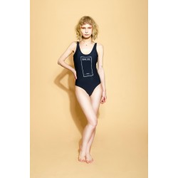 SURF INC. ONE PIECE SWIM SUIT