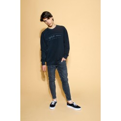 SURF INC. Sweatshirt Black