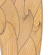 Trickboard Classic All Season + Roller - Balanceboard