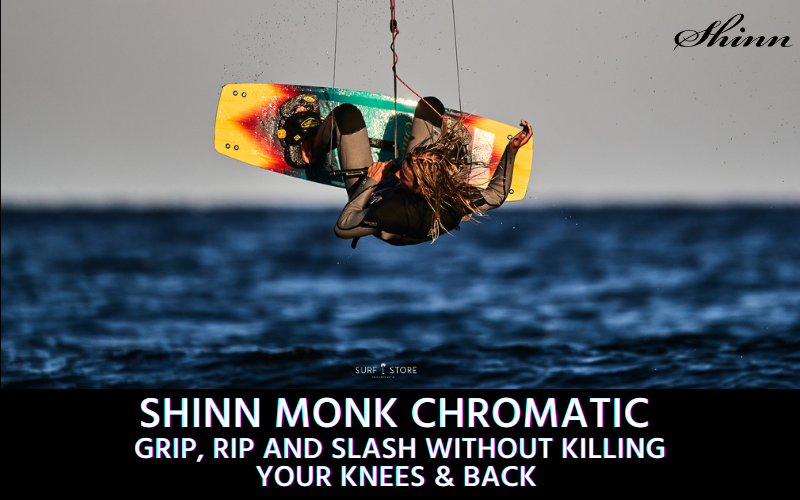 MONK CHROMATIC SHINN 2021