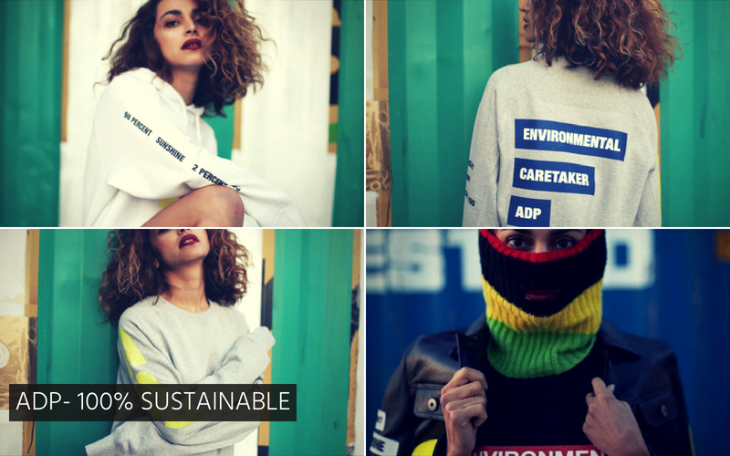 ADP sustainable wear