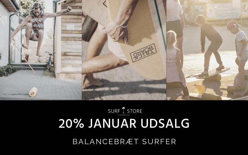 balancebræt surfer windsurfing