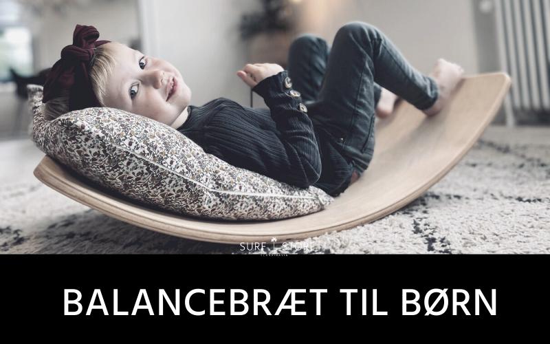 balancebræt til børn