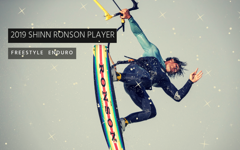 2019 Shinn RONSON PLAYER freestyle - enduro
