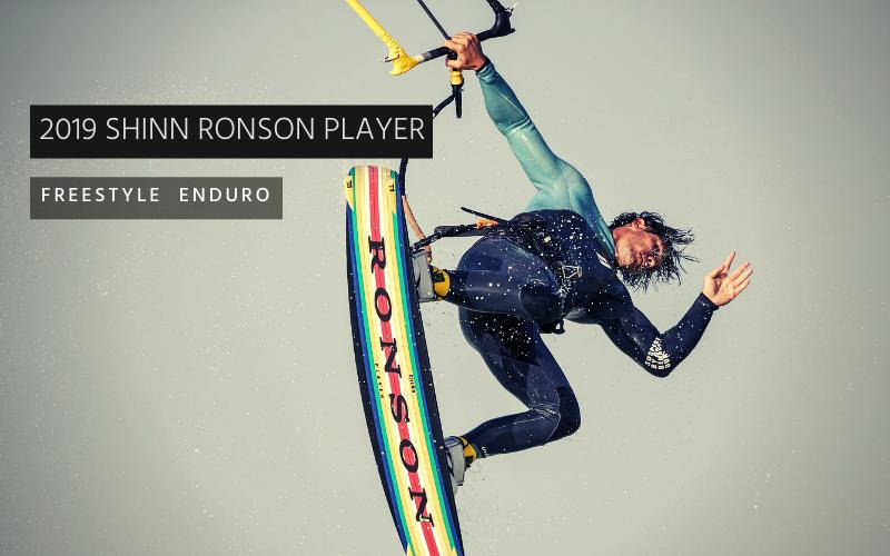 2019 Shinn RONSON PLAYER freestyle - enduro