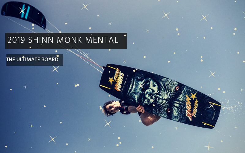 2019 Shinn MONK MENTAL